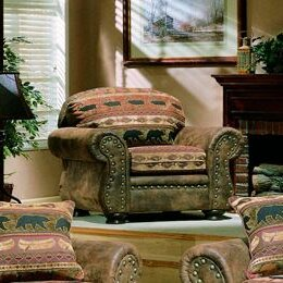 Tucson Armchair by Cambridge of California