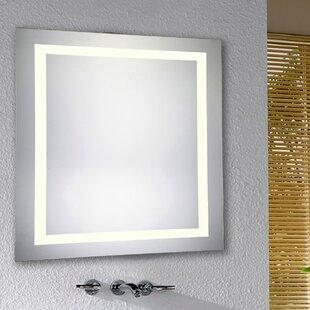 Best Reviews Bathroom/Vanity Mirror ByLatitude Run