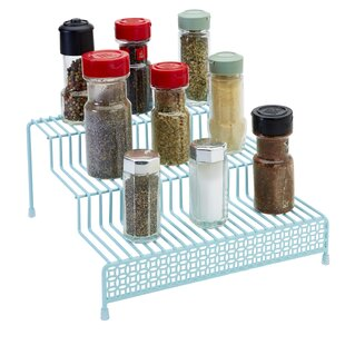 Laura Ashley Home 3 Tier Spice Shelving Rack
