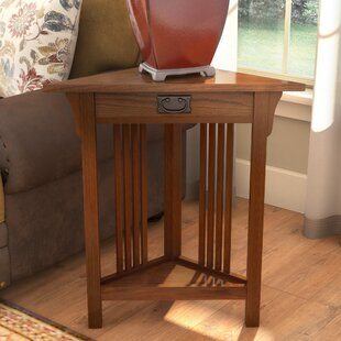Folcroft End Table With Storage