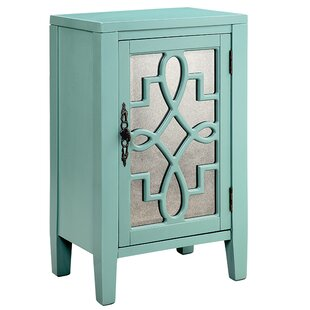 Bardane 1 Door Accent Cabinet by Lark Manor