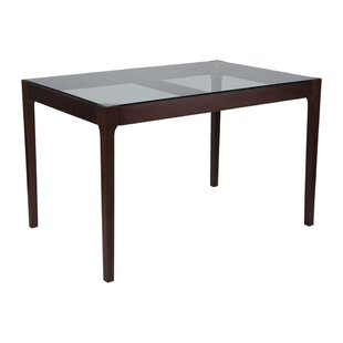 Online Reviews Rude Dining Table By Ebern Designs