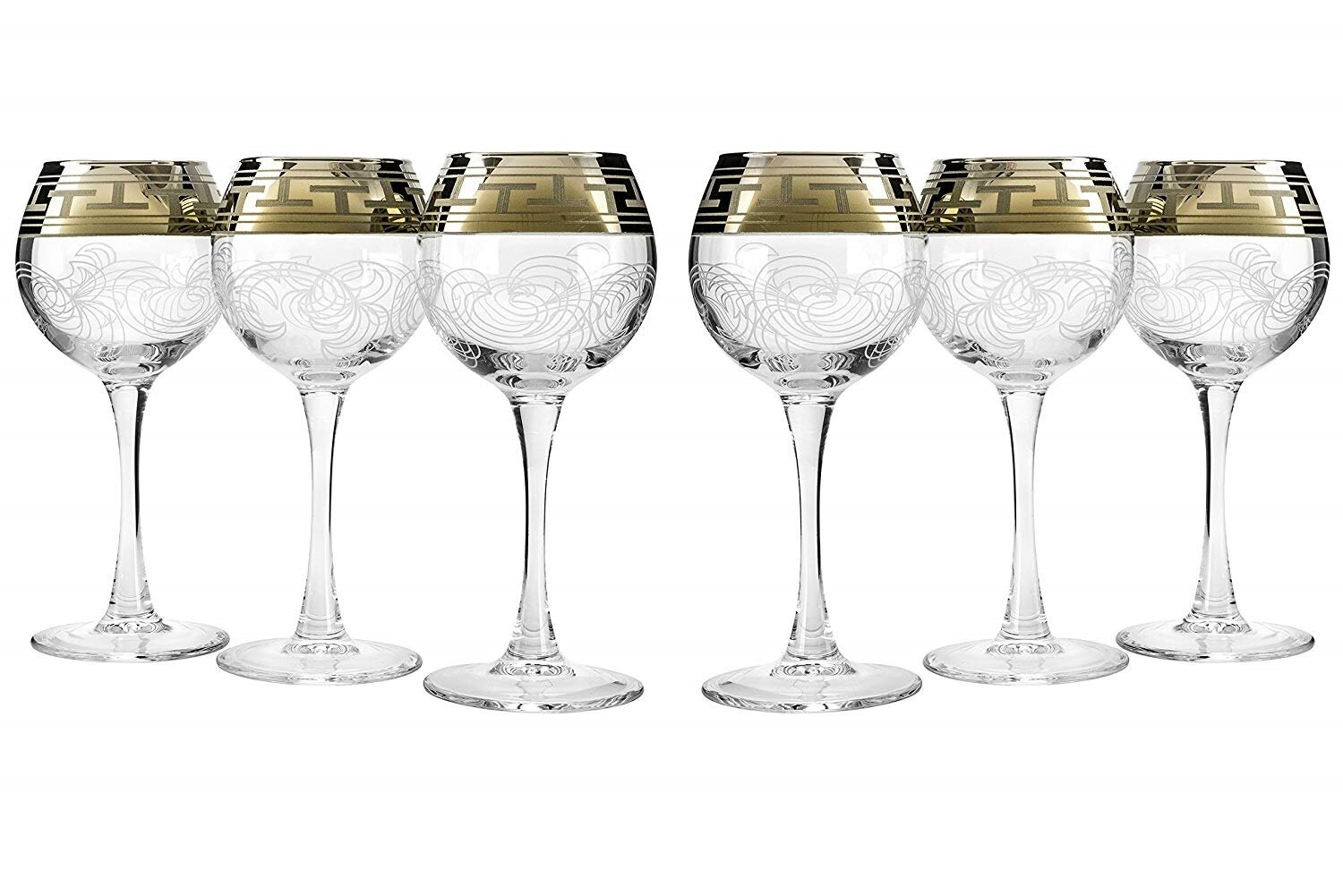 World Menagerie Wine Glasses You Ll Love In 2021 Wayfair