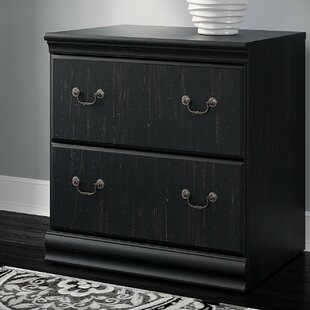 Vittoria 2 Drawer Lateral Filing Cabinet