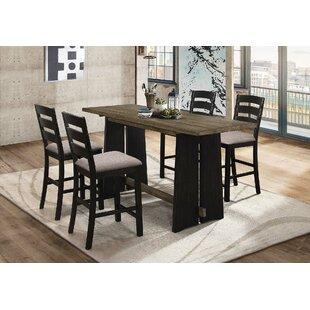 Steverson Pub Table Set by Gracie Oaks