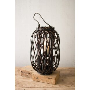 Willow Lantern by World Menagerie