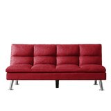 71.7'' Armless Sofa Bed by MAIDI