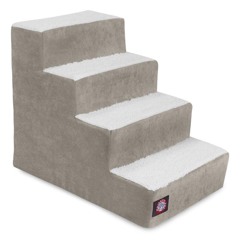 Beau Villa 4 Step Pet Stairs