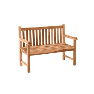 Lindel Teak Bench By Sol 72 Outdoor