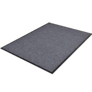 Longrige Grey Outdoor Rug Image