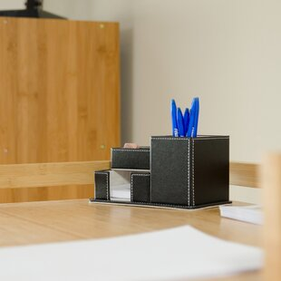 Simcox Desk Organiser By Mercury Row