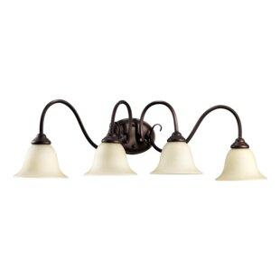 Bernardston 4-Light Vanity Light by Fleur De Lis Living