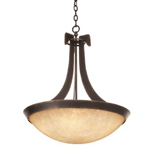 Kalco Copenhagen 5-Light Bowl Pendant
