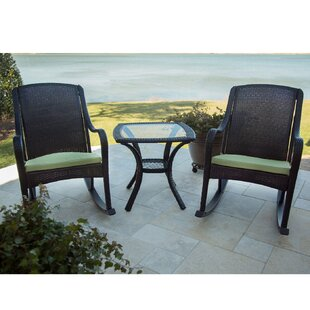 Innsbrook 3 Piece Conversation Set with Cushions