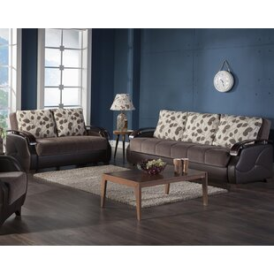 Northstate 2 Piece Sleeper Living Room Set by Red Barrel Studio