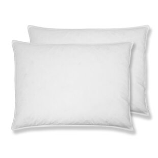 Hotel Goose Feather Pillow (Set of 2)