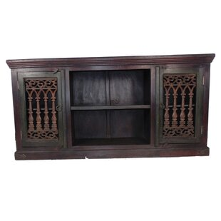 Price comparison Pentecost TV Stand for TVs up to 78 ByWorld Menagerie