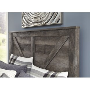 Theiss Panel Headboard by Gracie Oaks