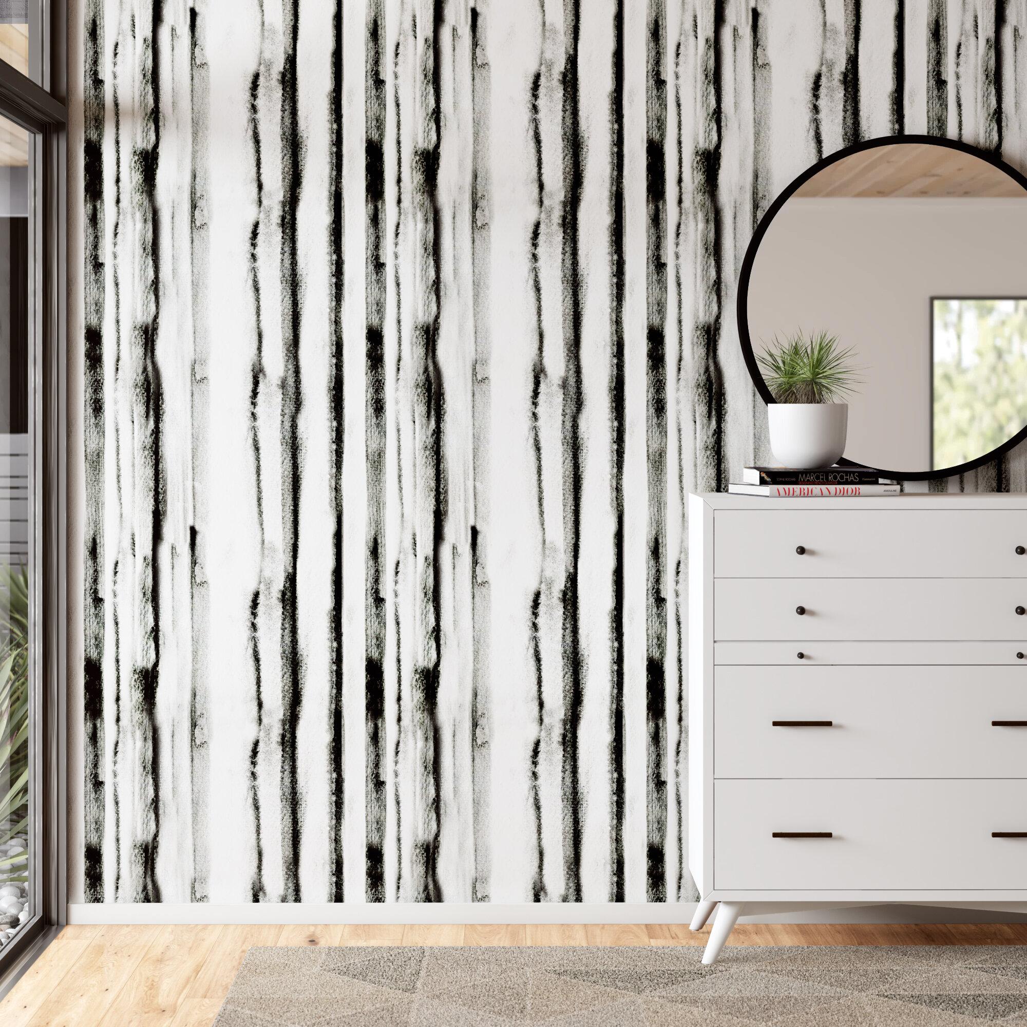 Cayenablanca Peel And Stick Wallpaper Panel Allmodern