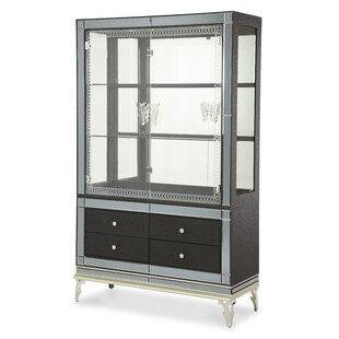 Hollywood Swank China Cabinet by Michael Amini