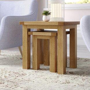 2 Piece Nest Of Tables By Brambly Cottage
