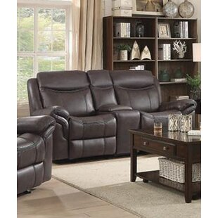 Price Check Nyberg Motion Reclining Loveseat by Red Barrel Studio Reviews (2019) & Buyer's Guide