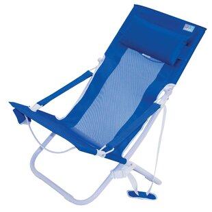 Gear Breeze Folding Beach Chair by Rio Brands