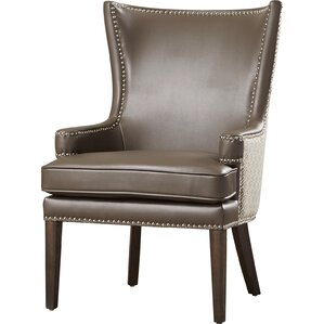 Rioja Wingback Chair by Sunpan Modern