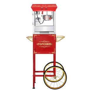 6 Oz. Foundation Popcorn Machine