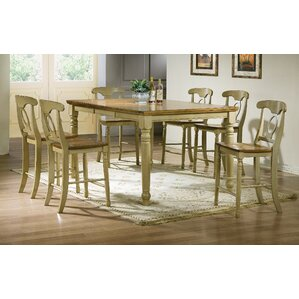 Corell Park Counter Height Dining Table by Alcott Hill