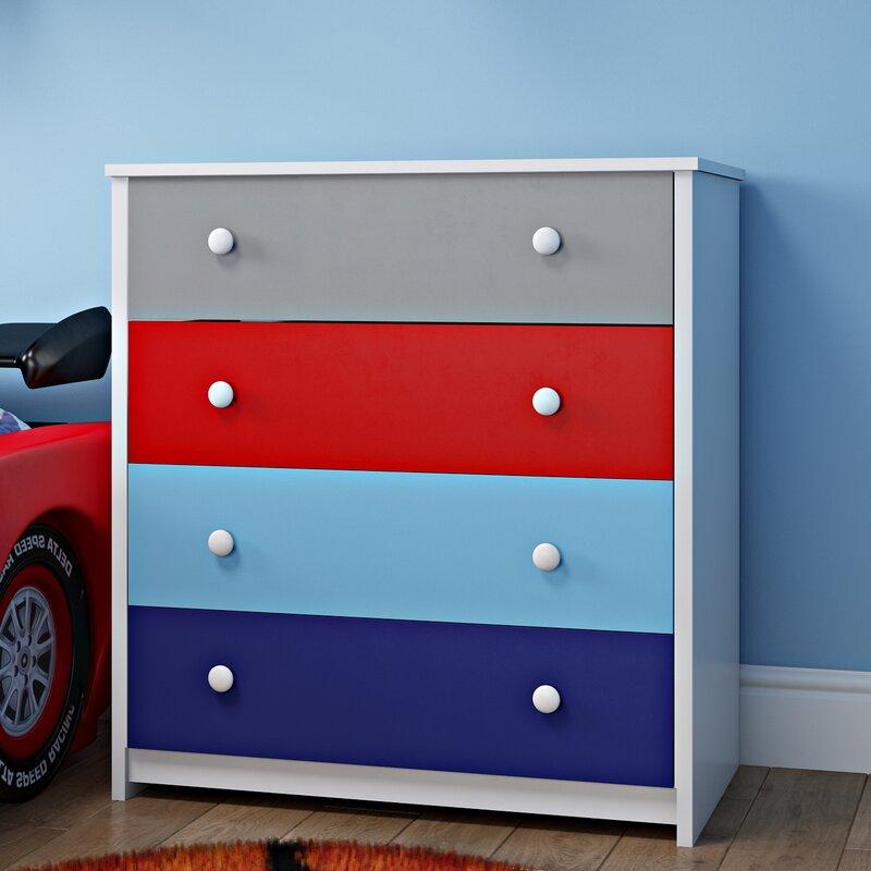 zoomie kids nola 4 drawer chest wayfair