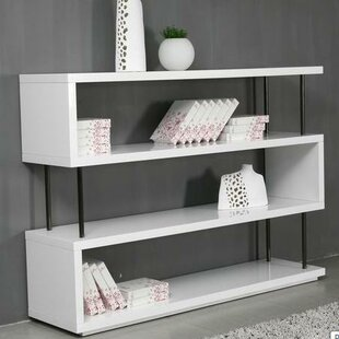Camron Geometric Bookcase