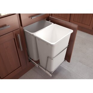 Vauth-Sagel Oeko Basic Bottom Liner for 2 Bin Pull Out Trash Can