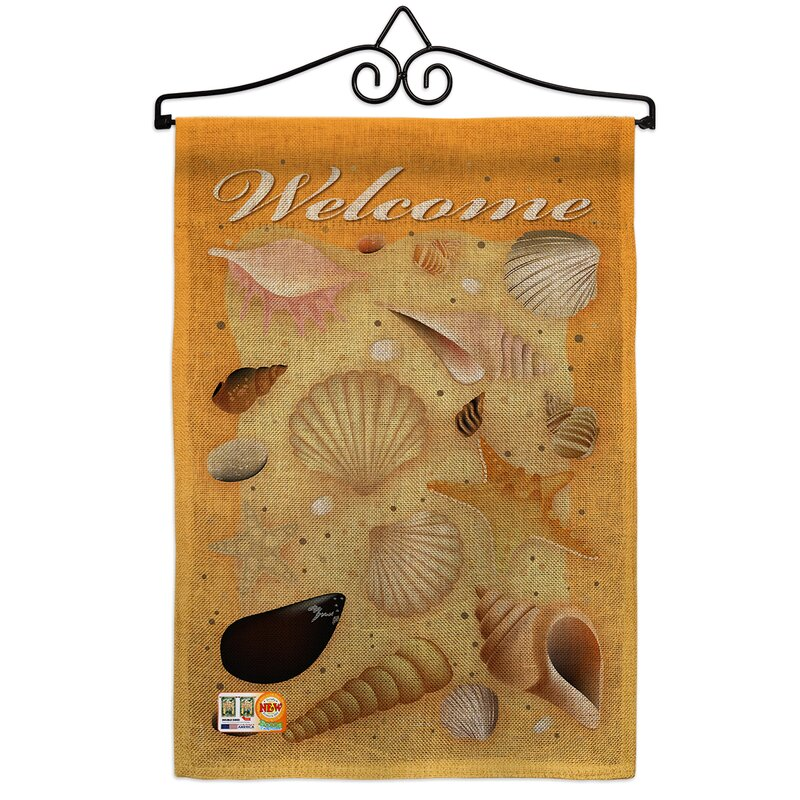 Breeze Decor Welcome Shells Summer Fun In The Sun Impressions