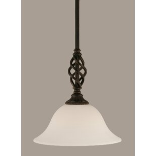 Astoria Grand Pierro 1-Light Mini Pendant
