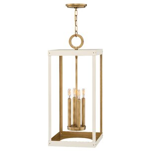 Porter 3-Light Rectangle Pendant by Hinkley Lighting