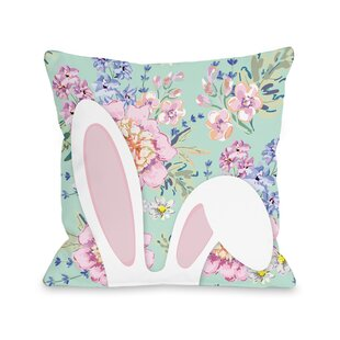 Cerro Floppy Ears Throw Pillow