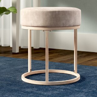 Magnificent Mcevoy Vanity Stool Gmtry Best Dining Table And Chair Ideas Images Gmtryco