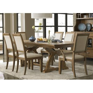Ema Extendable Dining Table by Lark Manor