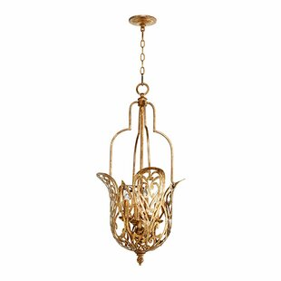 Quorum Le Monde 4-Light Novelty Pendant