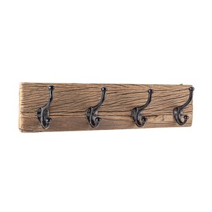 Zev Wall Mounted Coat Rack By Union Rustic