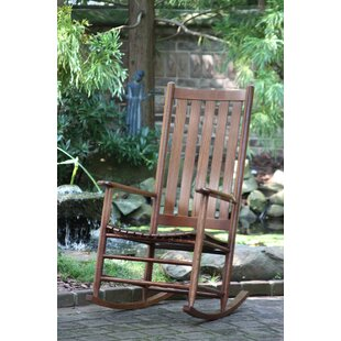 Gracie Oaks Thor Rocking Chair