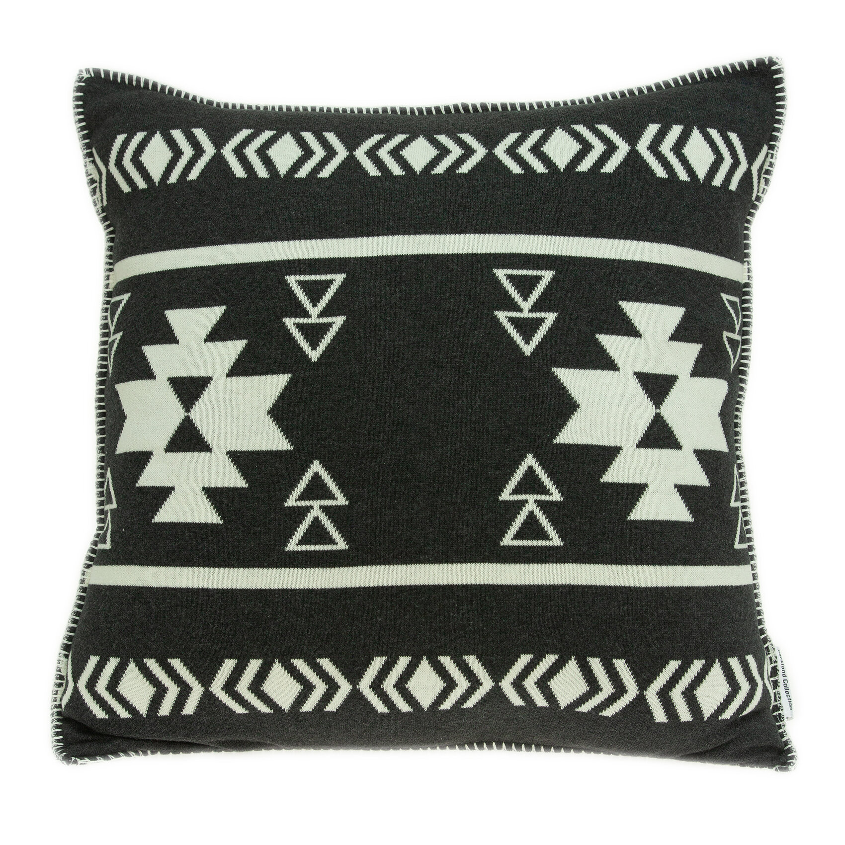 Union Rustic Sycamore Cotton Throw Pillow Cover Wayfair