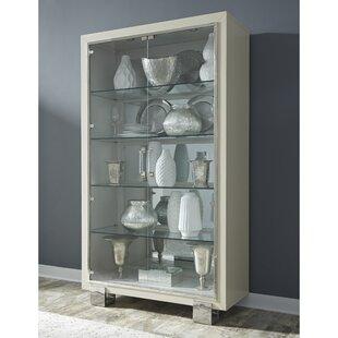 Rosdorf Park Redick Curio Cabinet