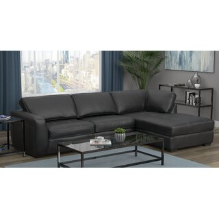Ansonville Right Hand Facing Modular Sectional by Latitude Run SKU:AC928311 Check Price