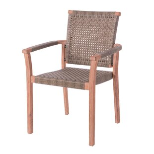 Farrand Stacking Garden Chair By Sol 72 Outdoor