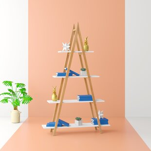 Anatoli Ladder Bookcase