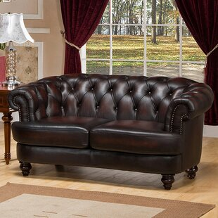 Roosevelt Chesterfield Loveseat