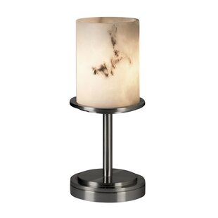 Salina Cylinder 12 Table Lamp