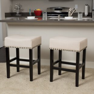 Check Prices Williar 26 Bar Stool (Set of 2) by Darby Home Co Reviews (2019) & Buyer's Guide